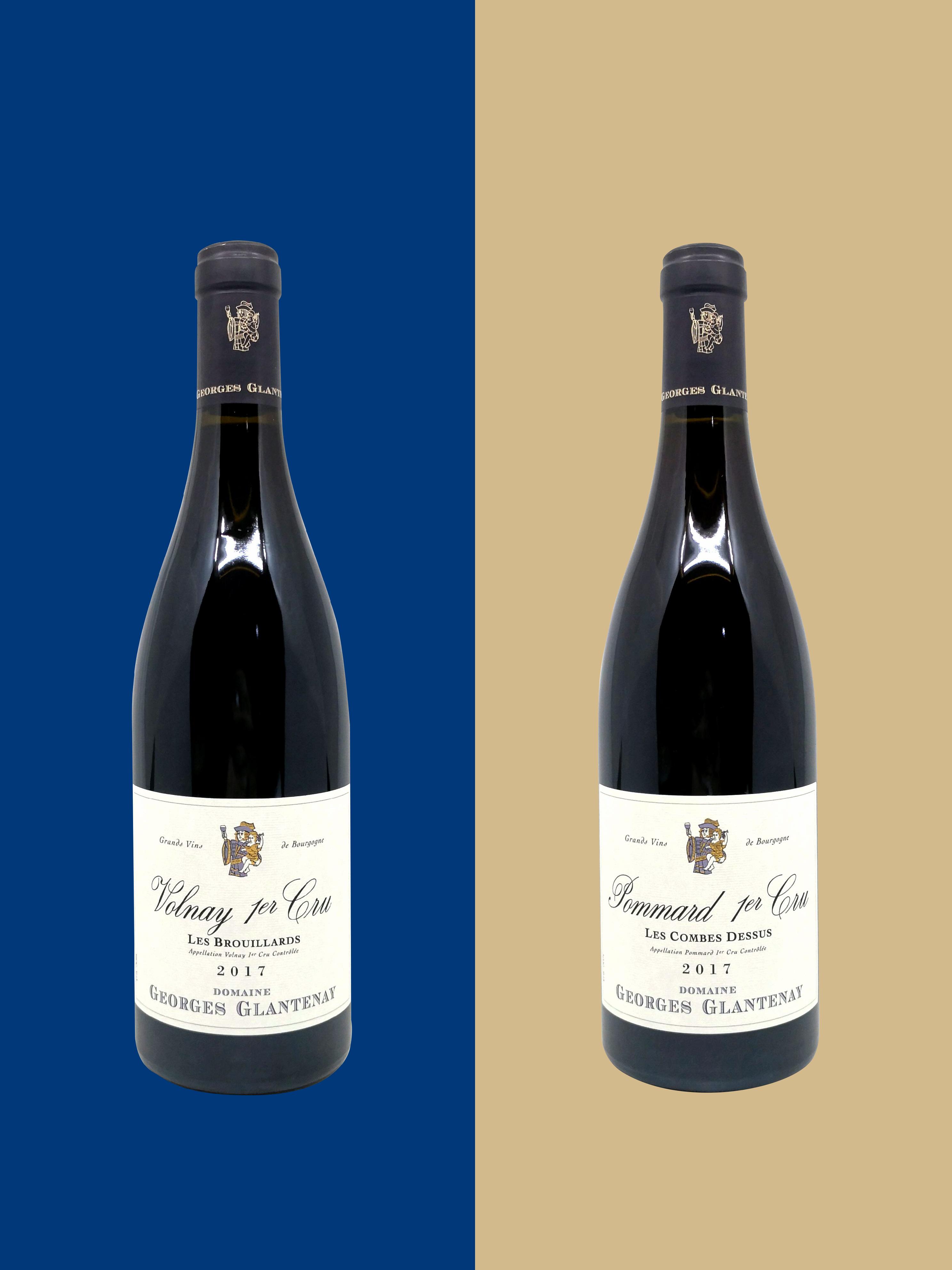 Georges Glantenay 2017 Horizontal Wine Tasting Set